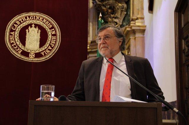 El psicólogo Joaquín Díaz