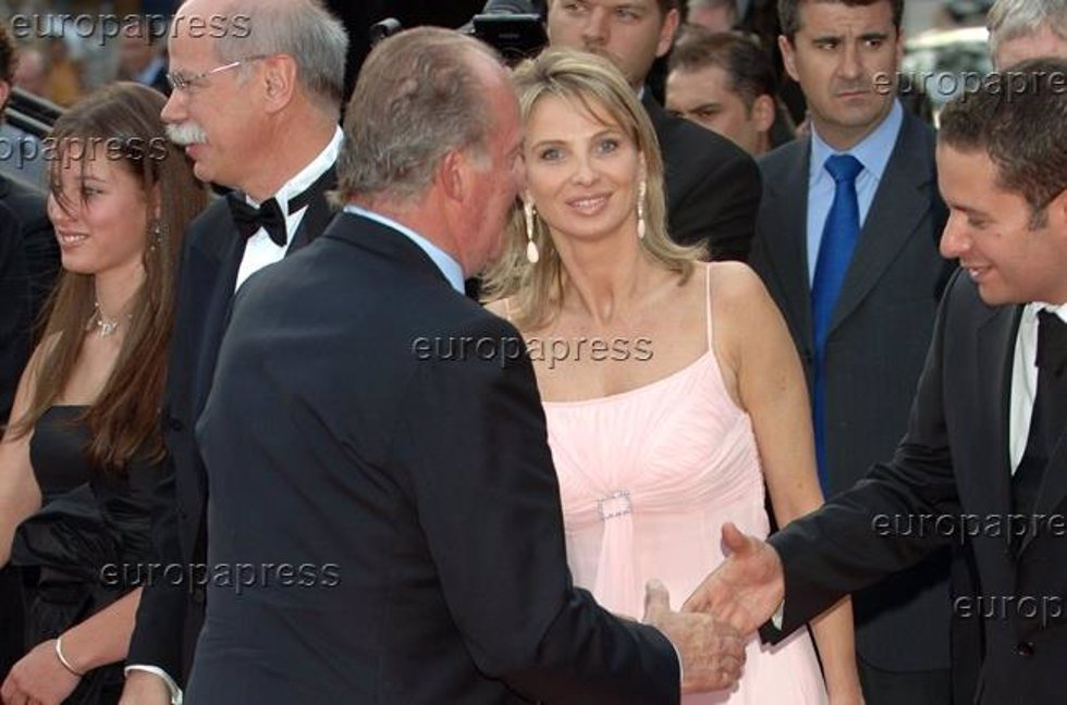 Final de partida: Corinna con el Rey Juan Carlos
