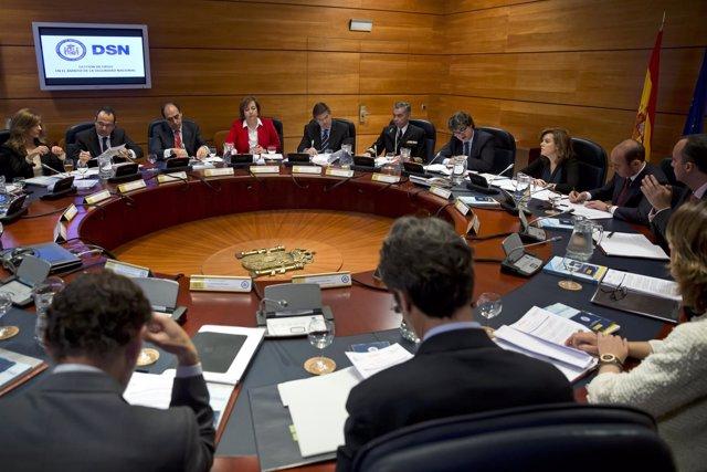 Reunión del Comité de Situación del Consejo de Seguridad Nacional