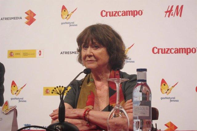 Julieta serrano imprescindible festival cine málaga