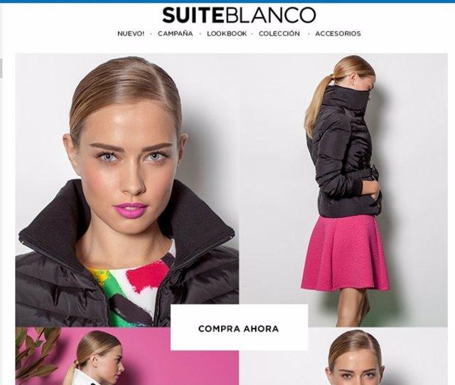 Suite Blanco moda