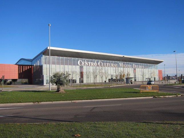 Centro Cultural Miguel Delibes de Valladolid