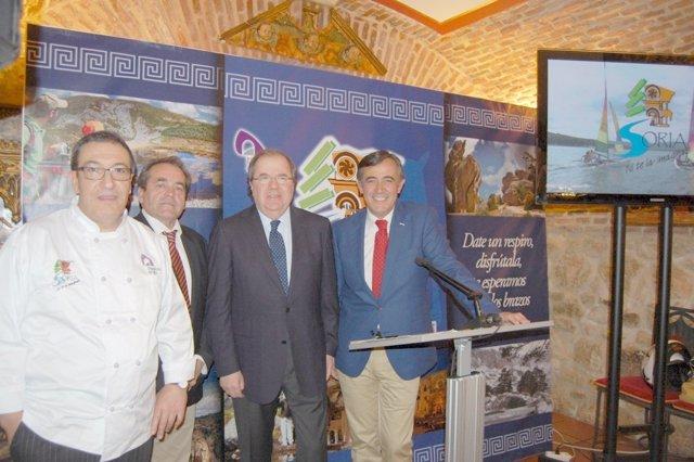 Presentación de la oferta turística de Soria
