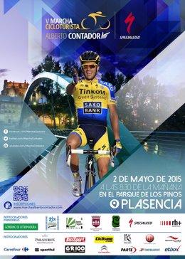 Marcha Cicloturista de Alberto Contador