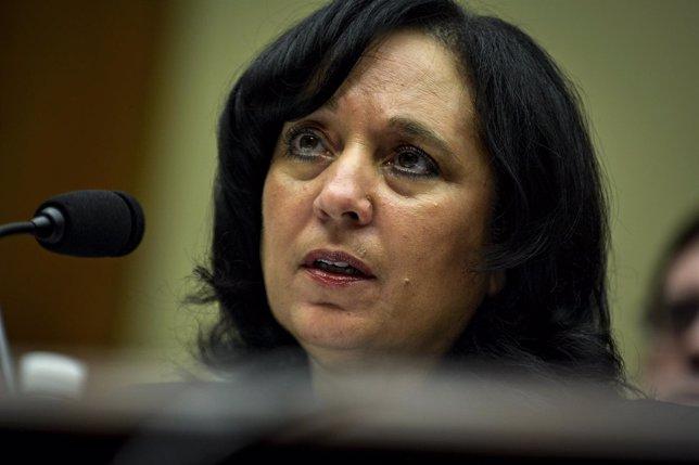 La exdirectora de la DEA Michele Leonhart
