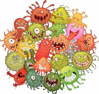 La lucha de las bacterias intestinales