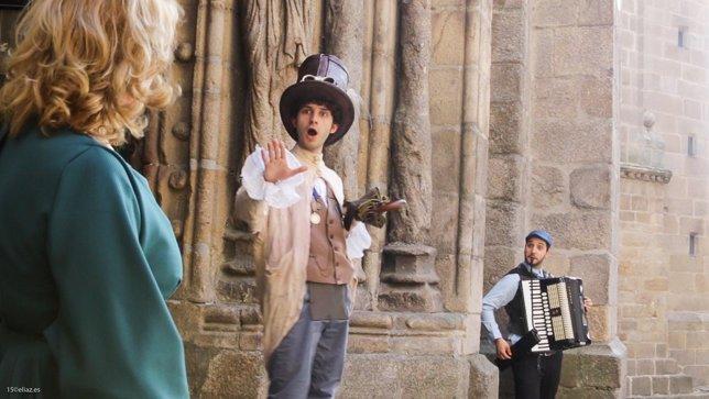 La Catedral de Ourense acoge historias teatralizadas