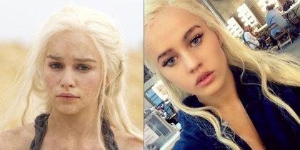 Rosie Mac, la doble de Emilia Clarke, tendrá un papel en Juego de tronos
