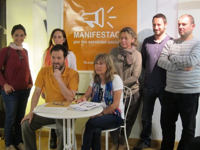 Profesionales de servicios sociales de Cantabria
