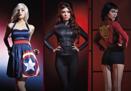 Vengadores: La era de Ultrón tendrá su propia línea de ropa