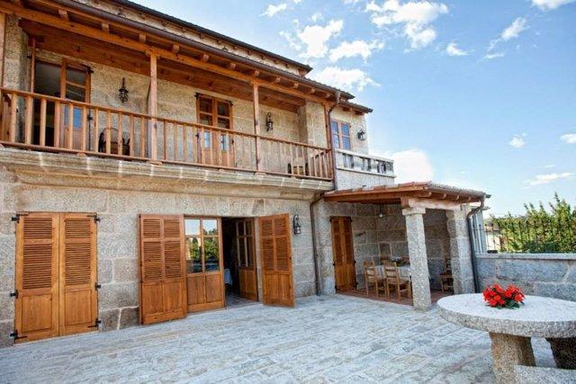 Casa Da Solaina (Orense)
