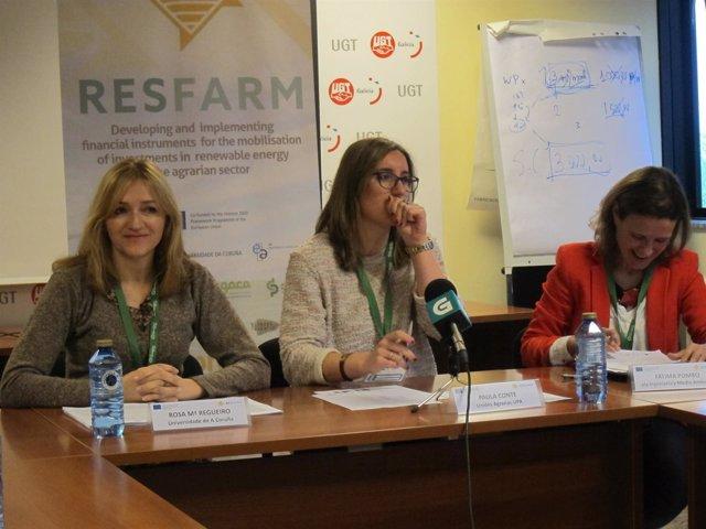 Presentación del proyecto 'Resfarm'