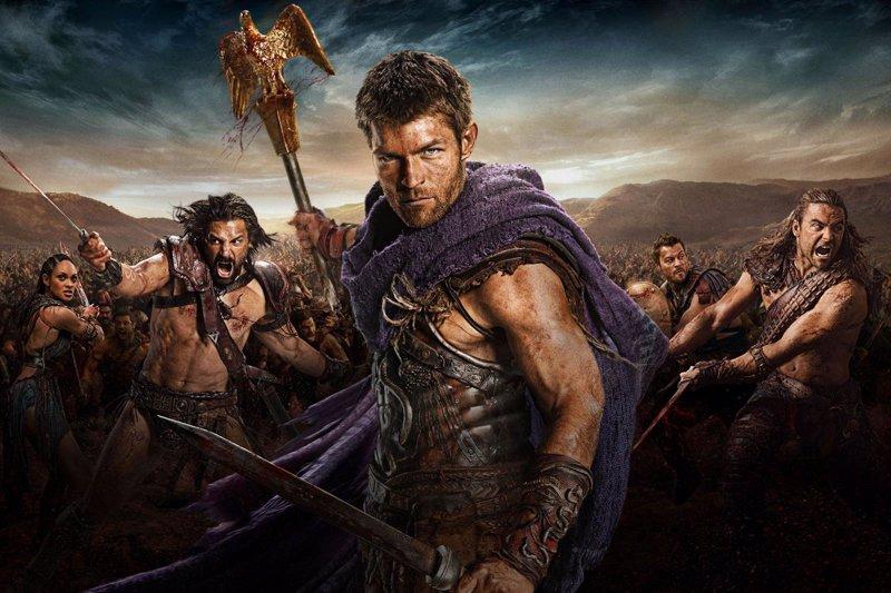Cuatro estrena la cuarta temporada de \'Spartacus: la guerra de los ...