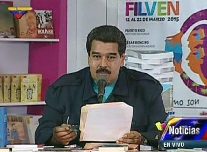 Maduro y Rajoy, dos años de desencuentros periódicos
