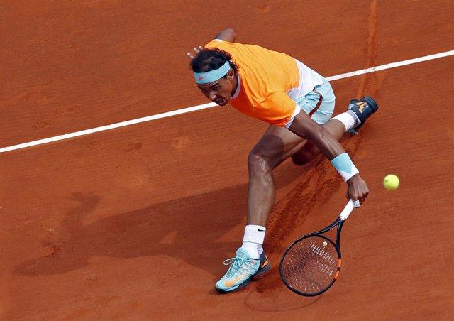 Rafa Nadal Djokovic Montecarlo