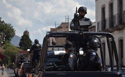 La detención de cuatro 'narcos' siembra de nuevo el caos en Tamaulipas
