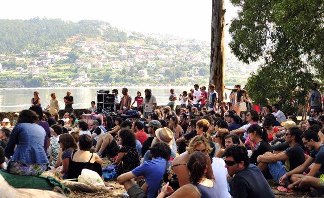 Festival Sinsal, en la Illa de San Simón