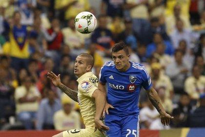 América e Impact empatan en la ida de la final de la Champions CONCACAF