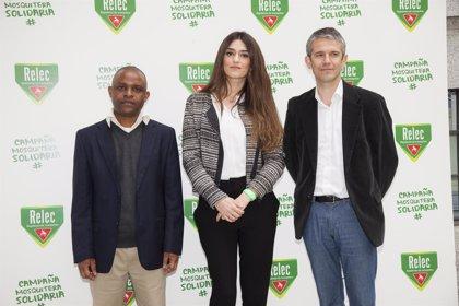 Relec pone en marcha una campaña 'Mosquitera Solidaria' para ayudar a frena
