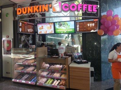 Dunkin' Brands aumenta su beneficio un 11,3% en el primer trimestre