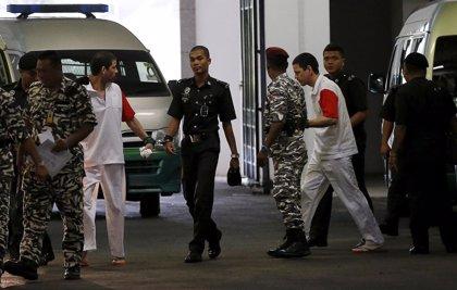 Tres hermanos mexicanos, condenados a la horca por narcotráfico en Malasia