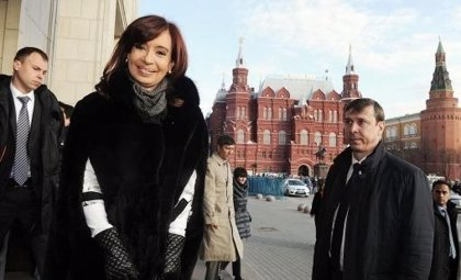 "Fernández de Kirchner achaca las críticas a que no gobierna ""Disneylandia"""