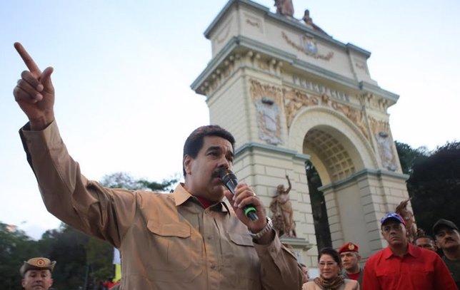 Nicolás Maduro pide lealtad a los venezolanos