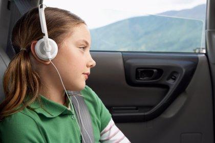 Remedios contra los mareos de los niños en el coche