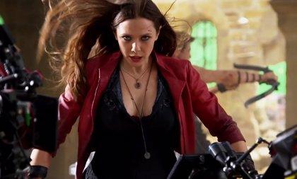La Bruja Escarlata (Elizabeth Olsen) estará en Capitán América: Civil War