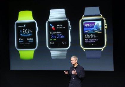 El Apple Watch finalmente sale a la venta, aunque sin grandes colas