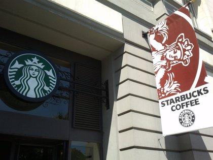 Starbucks eleva un 52,8% el beneficio en su primer semestre