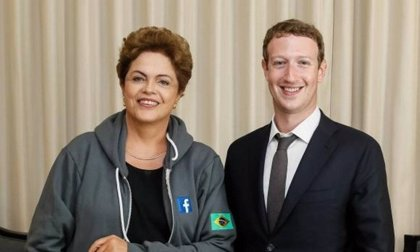 Posible acuerdo entre Rousseff y Facebook sobre el acceso a Internet enciende la polémica
