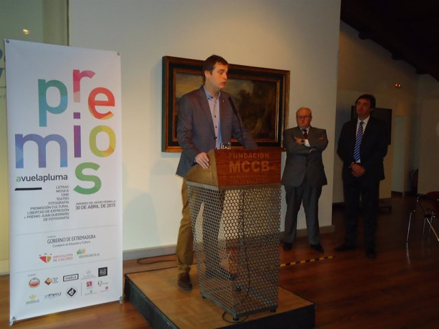 Premios Avuelapluma 2015