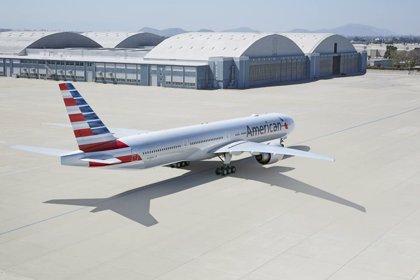 American Airlines gana un 94,2% más en el primer trimestre
