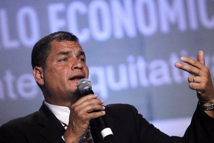 """Correa acusa a la oposición de provocar al Gobierno """"para luego victimizarse"""""""