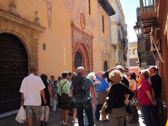 Turismo, Turistas, arquitectura, cultural, viaje, visitas