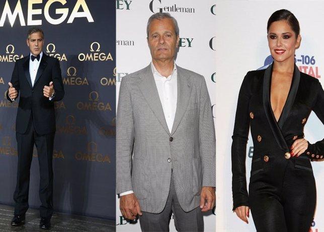 George Clooney, Javier Merino y Cheryl Cole afectados por Malaria