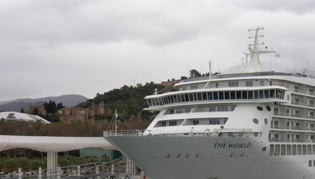Crucero The World