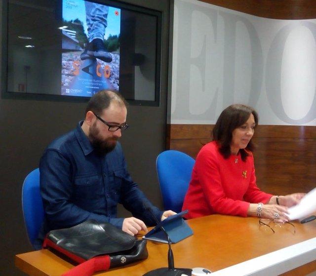 Pablo Marías e Inmaculada González.