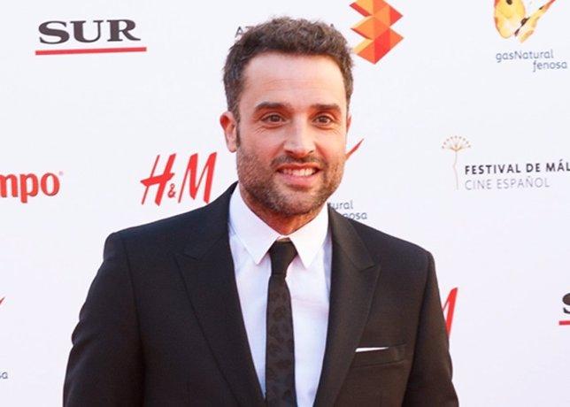 Daniel Guzmán, ganador en el Festival de Málaga