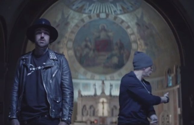 Yelawolf y Eminem presentan el videoclip de Best Friend