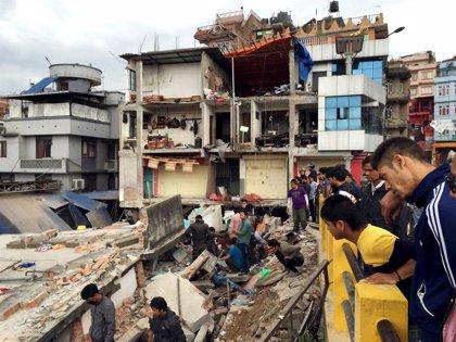EEUU enviará una ayuda inicial de 1 millón de dólares y un equipo de socorristas a Nepal