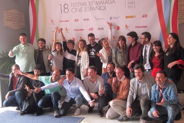 Premiados del 18 Festival de Cine de Málaga