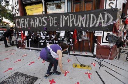 La comunidad armenia de Argentina conmemora el centenario del genocidio