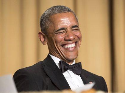 Obama vuelve a sacar su lado más desenfadado en la cena de corresponsales