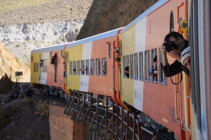 El Tren a las Nubes reabre al público los paisajes de Argentina