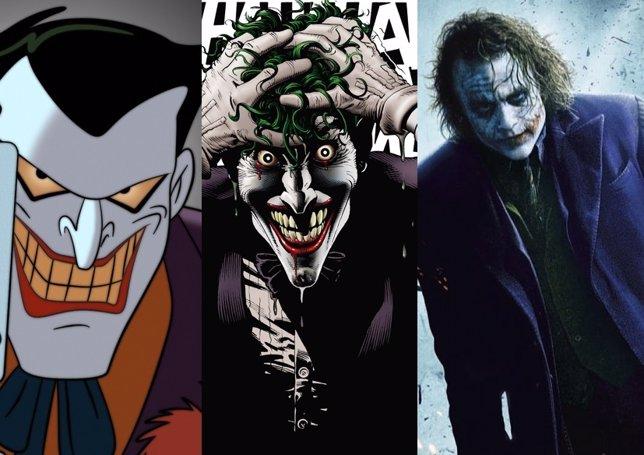 10 Joker Con Mejor Cara Que Jared Leto