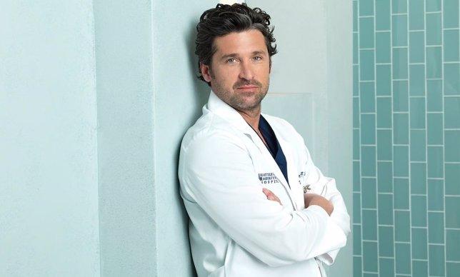 Anatomía de Grey - Patrick Dempsey (Derek Shepherd)
