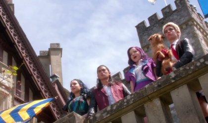 Disney presenta el tráiler de Descendants, la película de los hijos de los malos