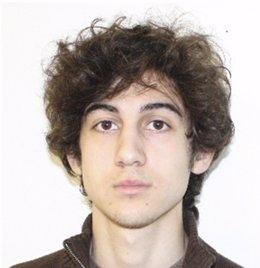 El acusado por el atentado en el Maratón de Boston, Dzhokhar Tsarnaev
